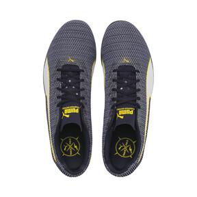 Thumbnail 6 of evoSPEED Distance 8 Men's Running Shoes, Peacoat-Blazing Yellow, medium