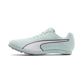 Thumbnail 1 of evoSPEED Distance 8 Women's Running Shoes, Fair Aqua-Puma White, medium