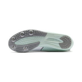 Thumbnail 4 of evoSPEED Distance 8 Women's Running Shoes, Fair Aqua-Puma White, medium
