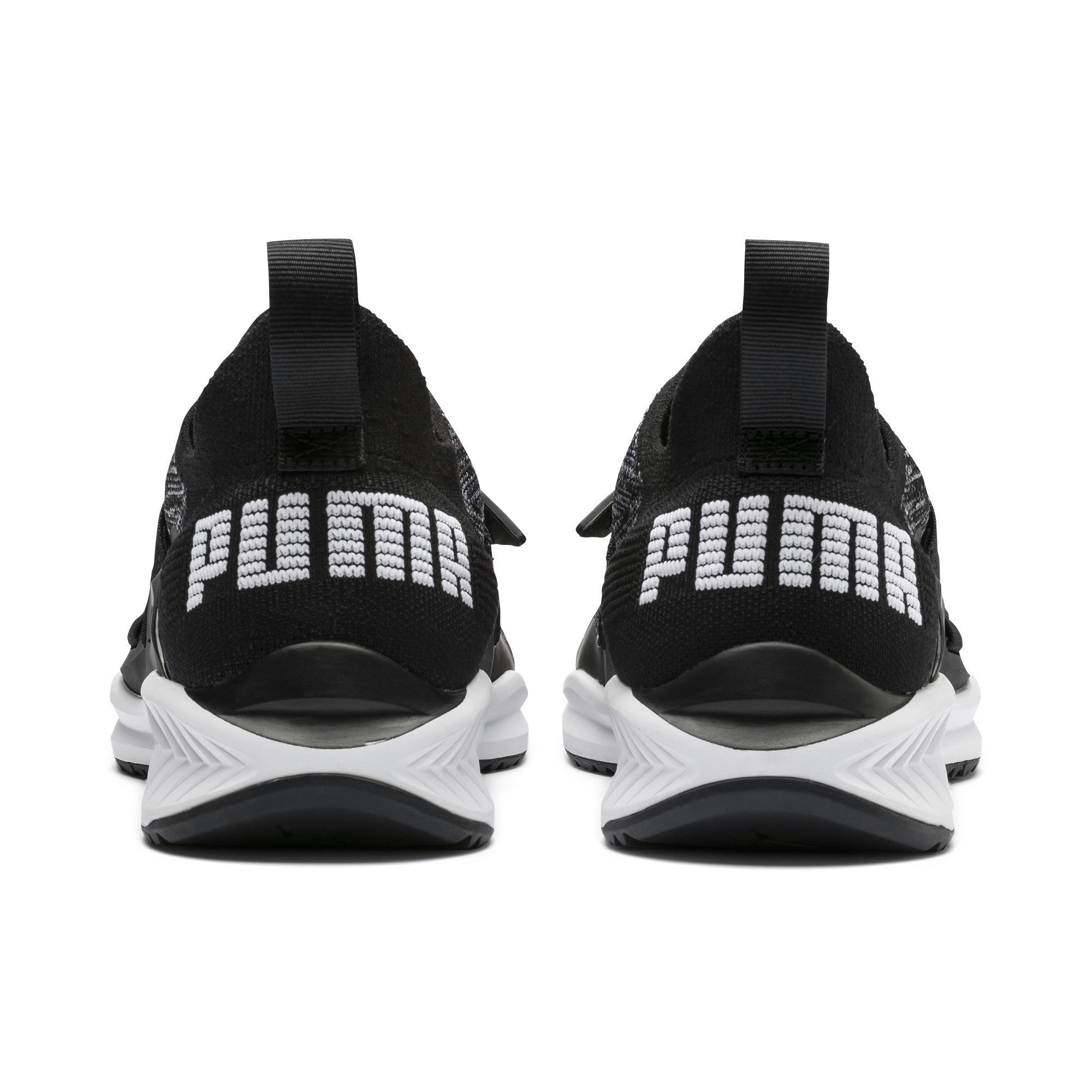 Image Puma Men's IGNITE evoKNIT 2 Lo Running Shoes #4