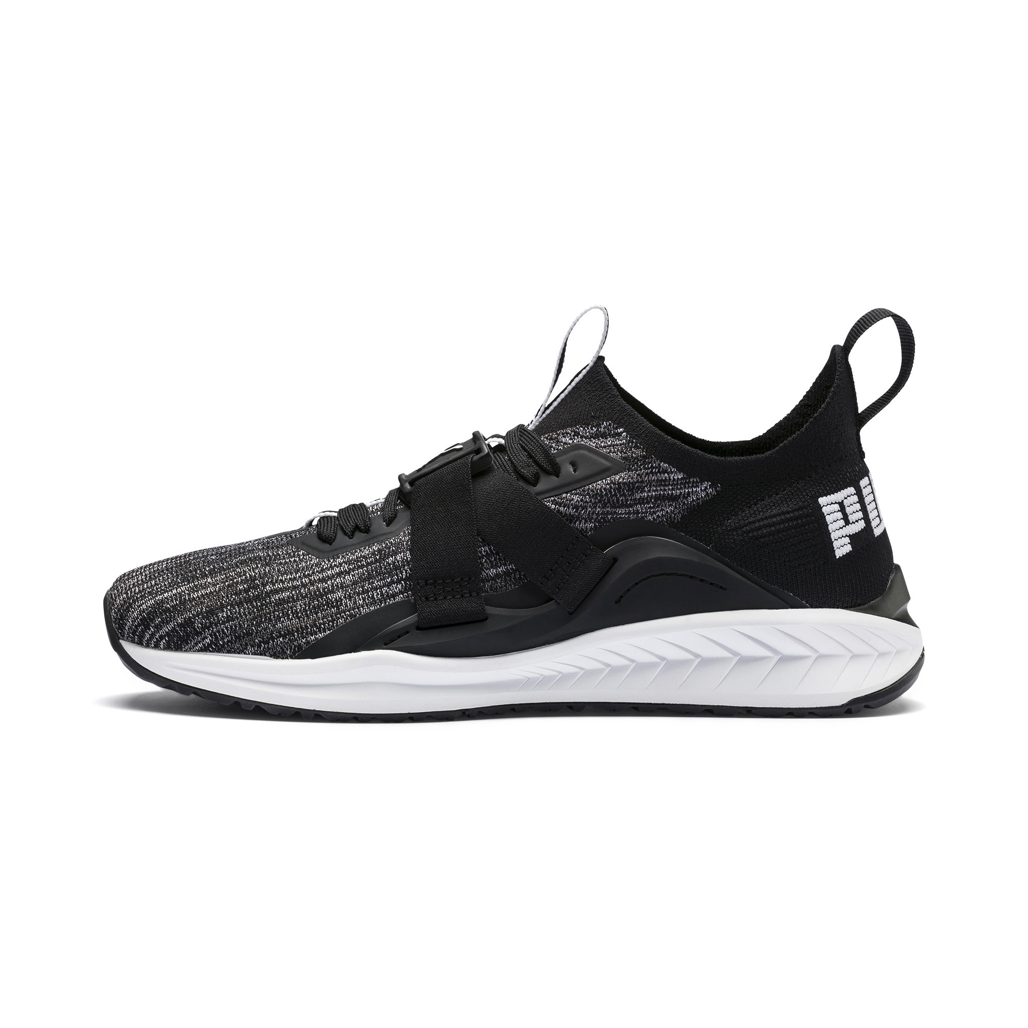 Image Puma Men's IGNITE evoKNIT 2 Lo Running Shoes #1