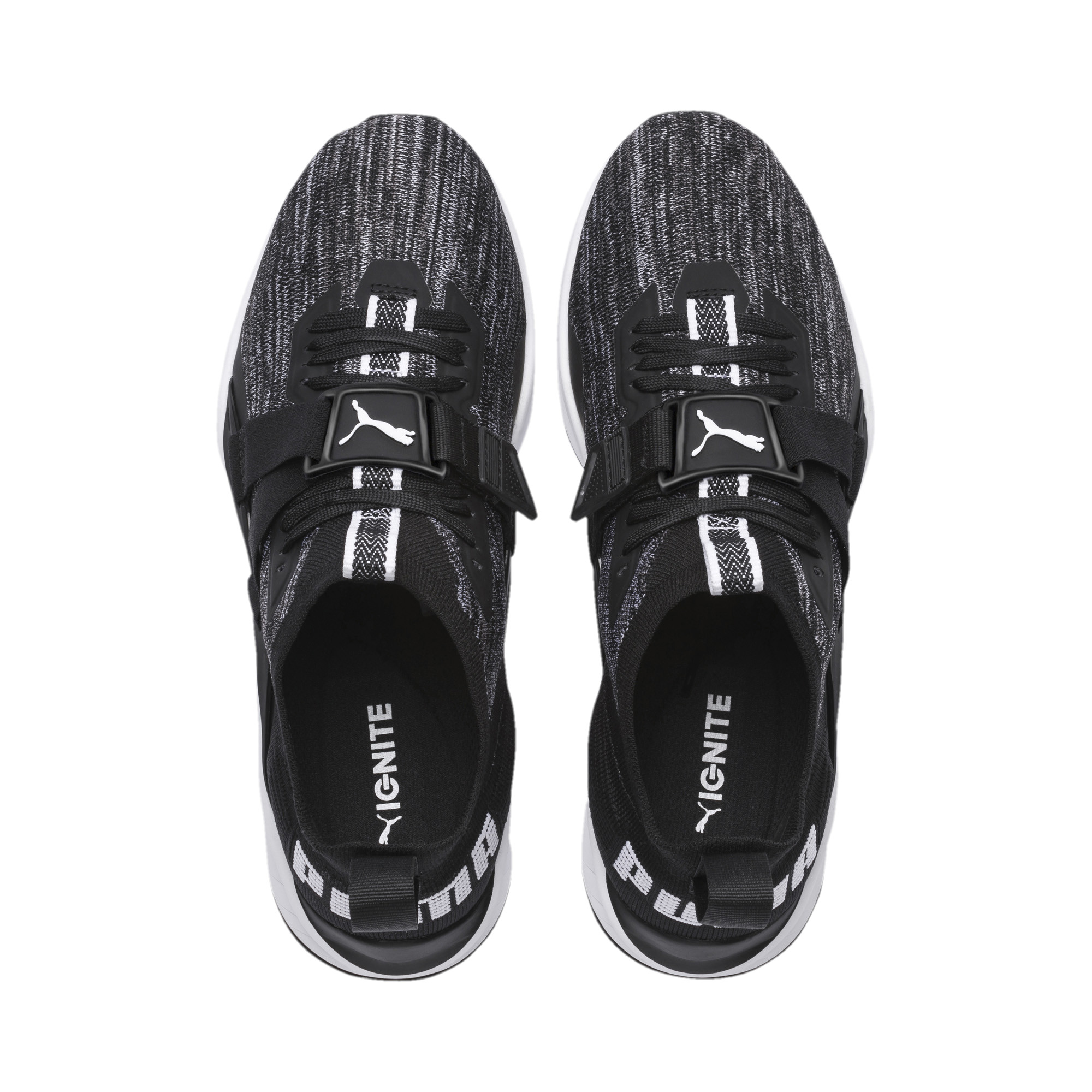 Image Puma Men's IGNITE evoKNIT 2 Lo Running Shoes #6