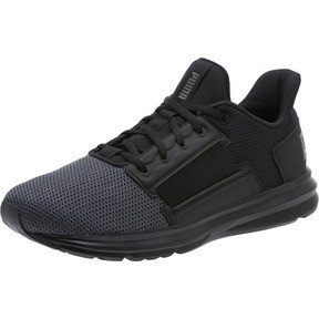 Thumbnail 1 of Enzo Street Men's Running Shoes, Black-Iron Gate-Aged Silver, medium