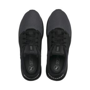 Thumbnail 6 of Enzo Street Men's Running Shoes, Black-Iron Gate-Aged Silver, medium