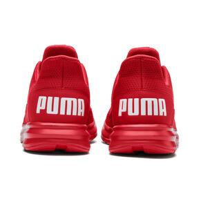 Thumbnail 4 of Enzo Street Men's Running Shoes, Red-High Risk Red-White, medium