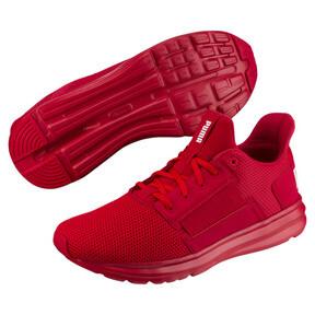Thumbnail 2 of Enzo Street Men's Running Shoes, Red-High Risk Red-White, medium