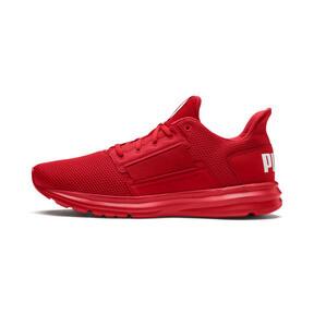 Thumbnail 1 of Enzo Street Men's Running Shoes, Red-High Risk Red-White, medium