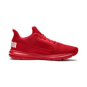 Thumbnail 5 of Enzo Street Men's Running Shoes, Red-High Risk Red-White, medium