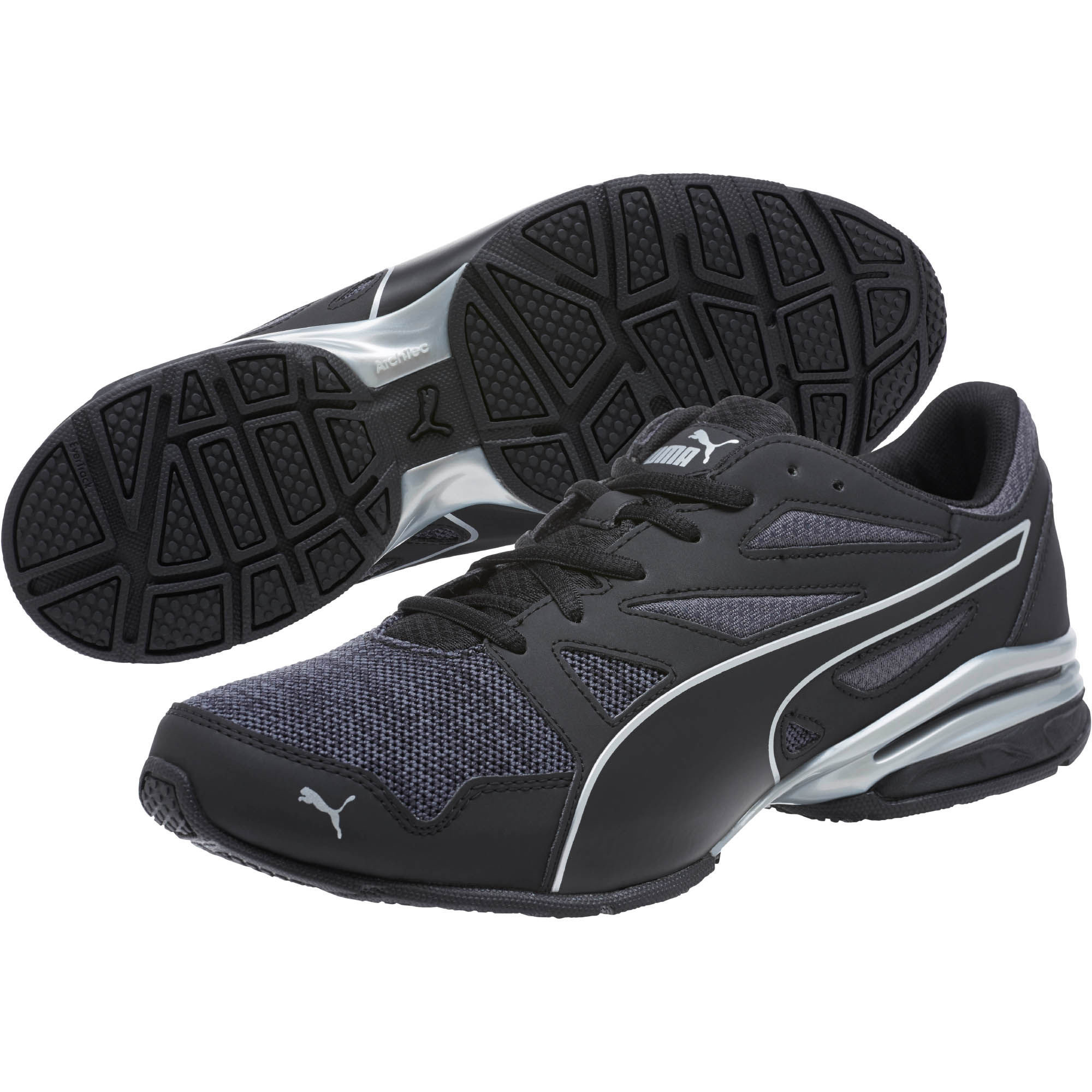 Image Puma Tazon Modern Knitted Men's Running Shoes #2