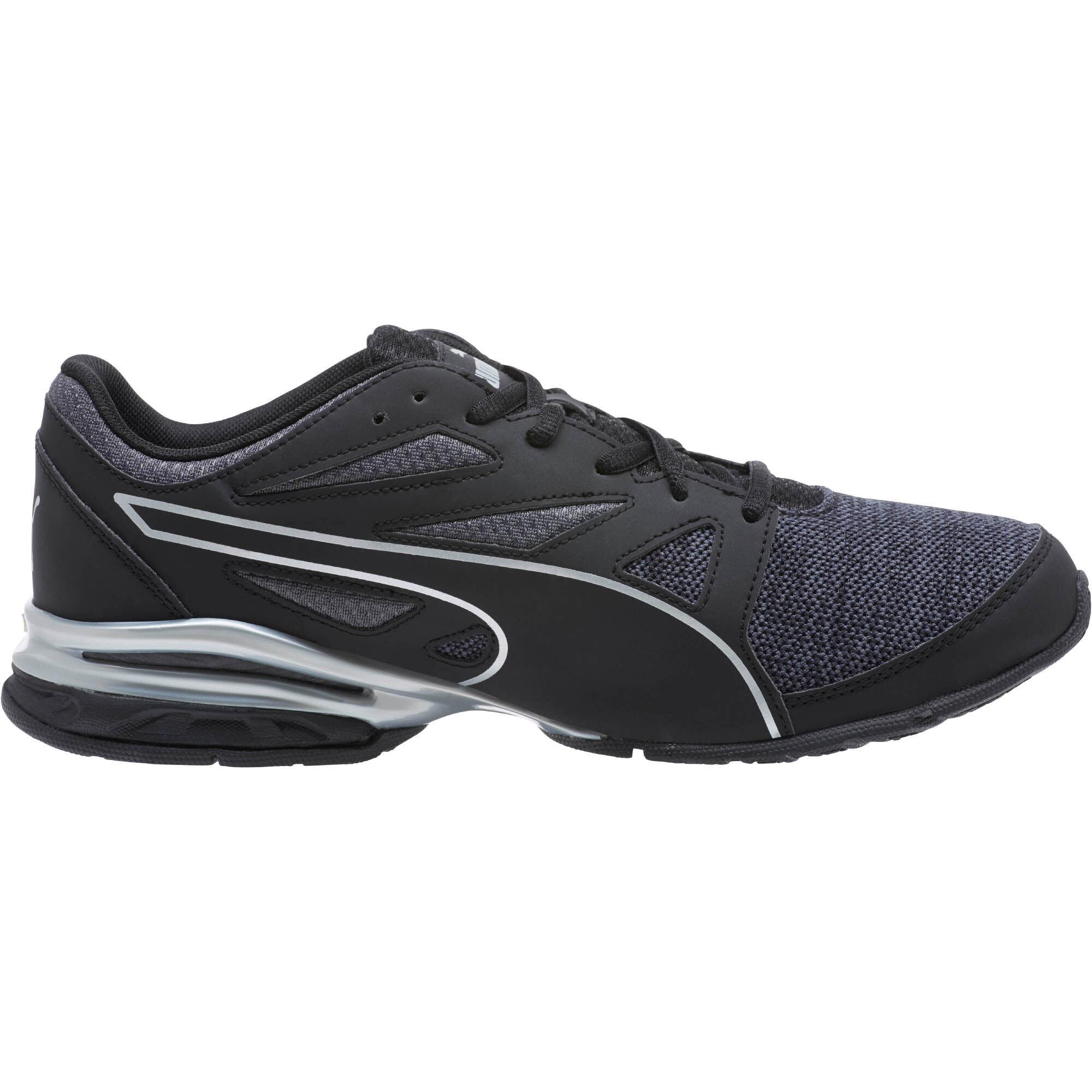 eb475074b8b99 Tazon Modern Knitted Men's Running Shoes | 10 - Black | Puma