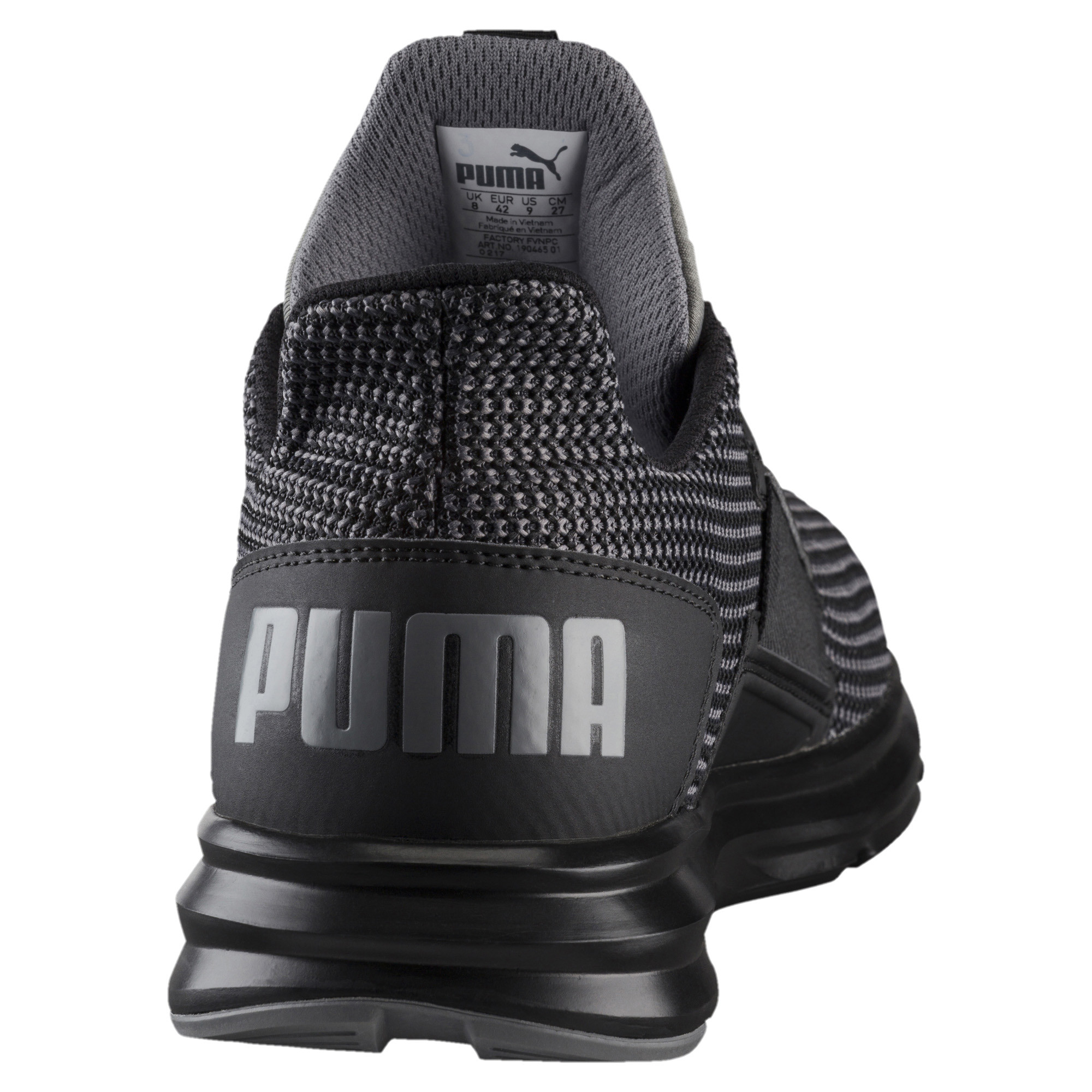 Image Puma Enzo Street Knit Men's Running Shoes #4