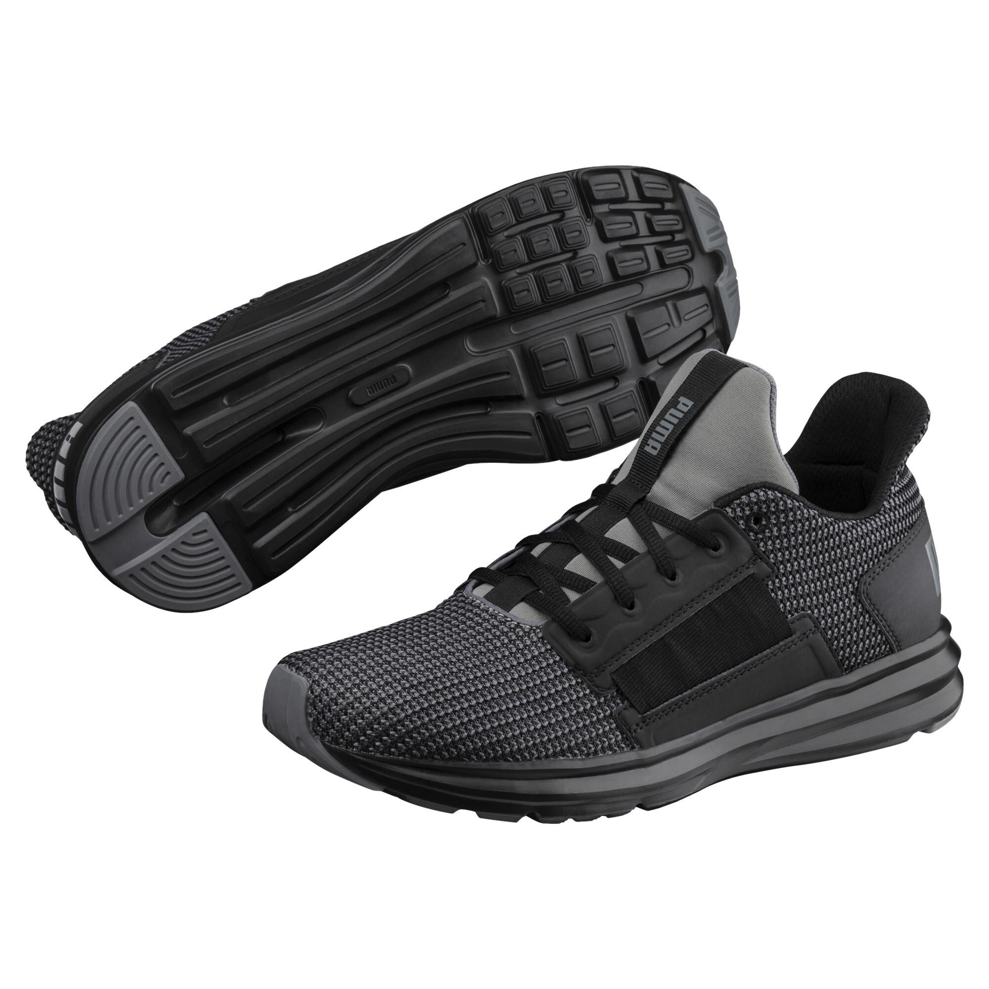 Details zu PUMA Enzo Street Knit Herren Laufschuhe Männer Schuhe Laufen Neu