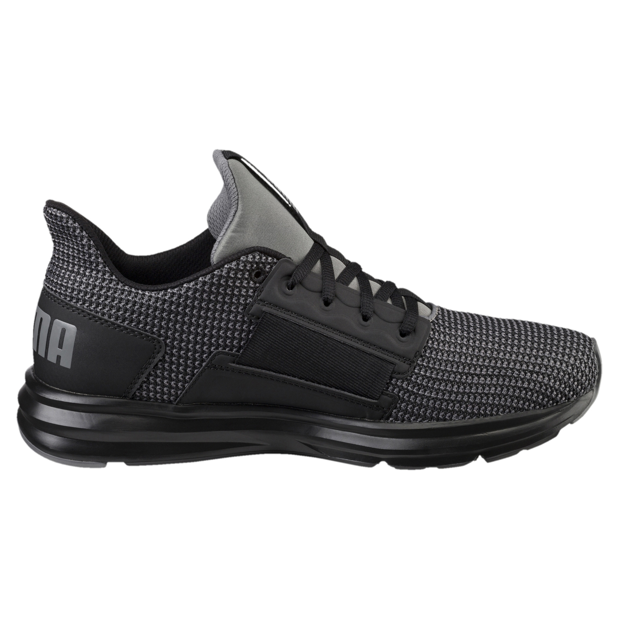 Image Puma Enzo Street Knit Men's Running Shoes #3