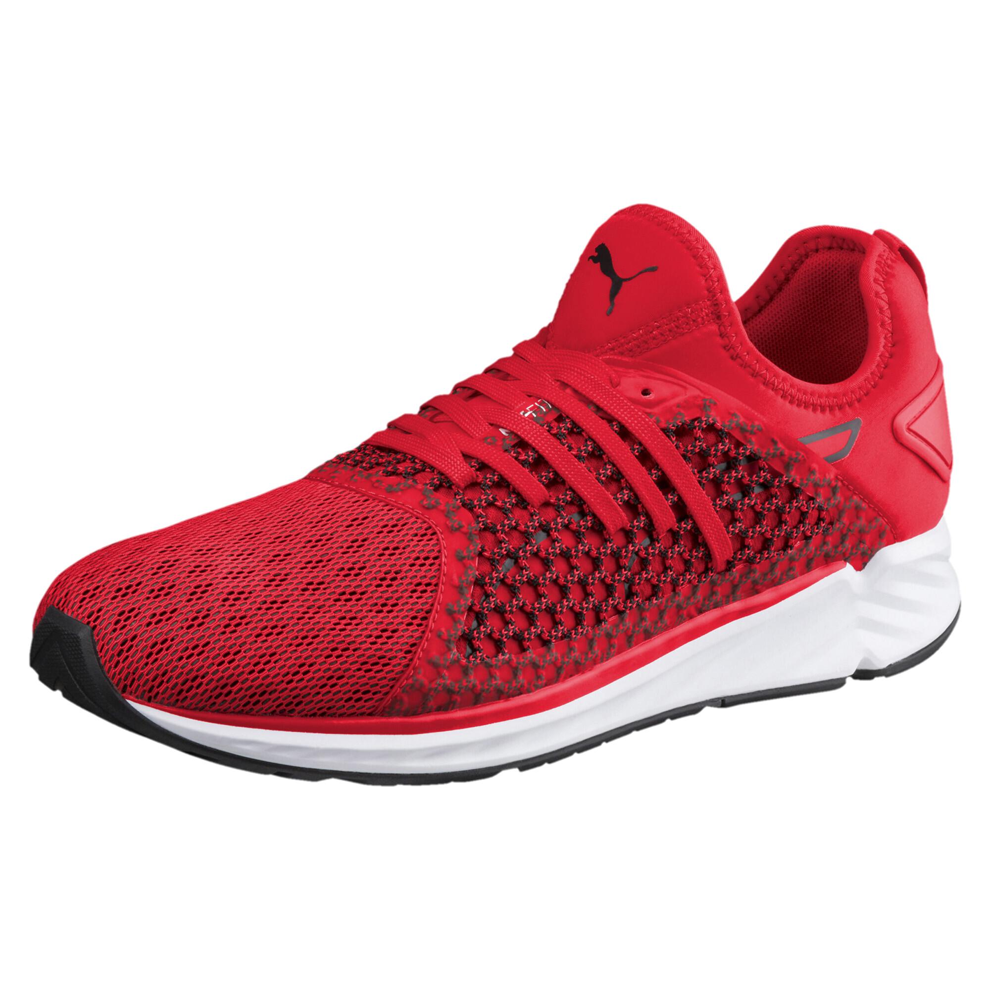 Image Puma IGNITE 4 NETFIT Men's Running Shoes #1