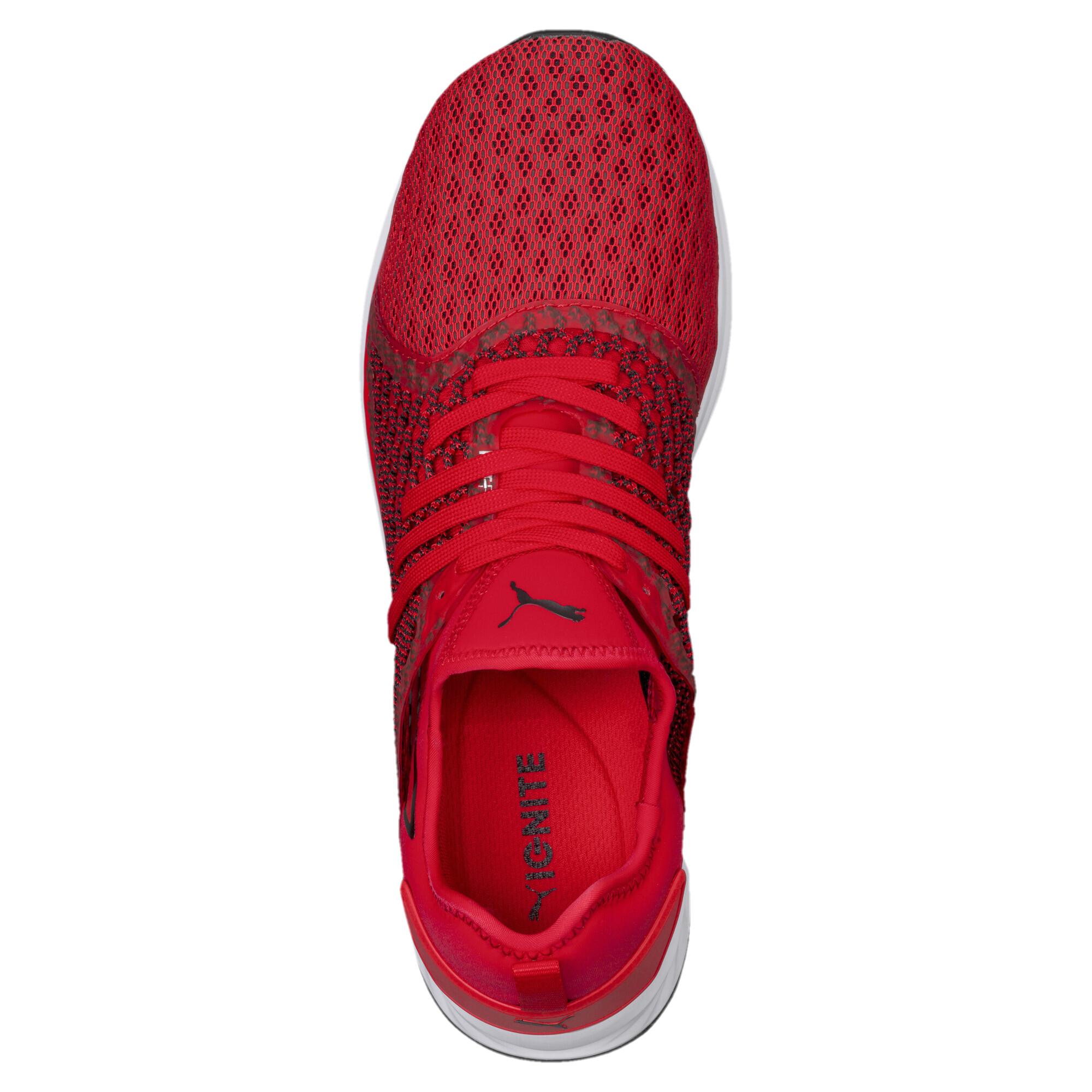 Image Puma IGNITE 4 NETFIT Men's Running Shoes #5