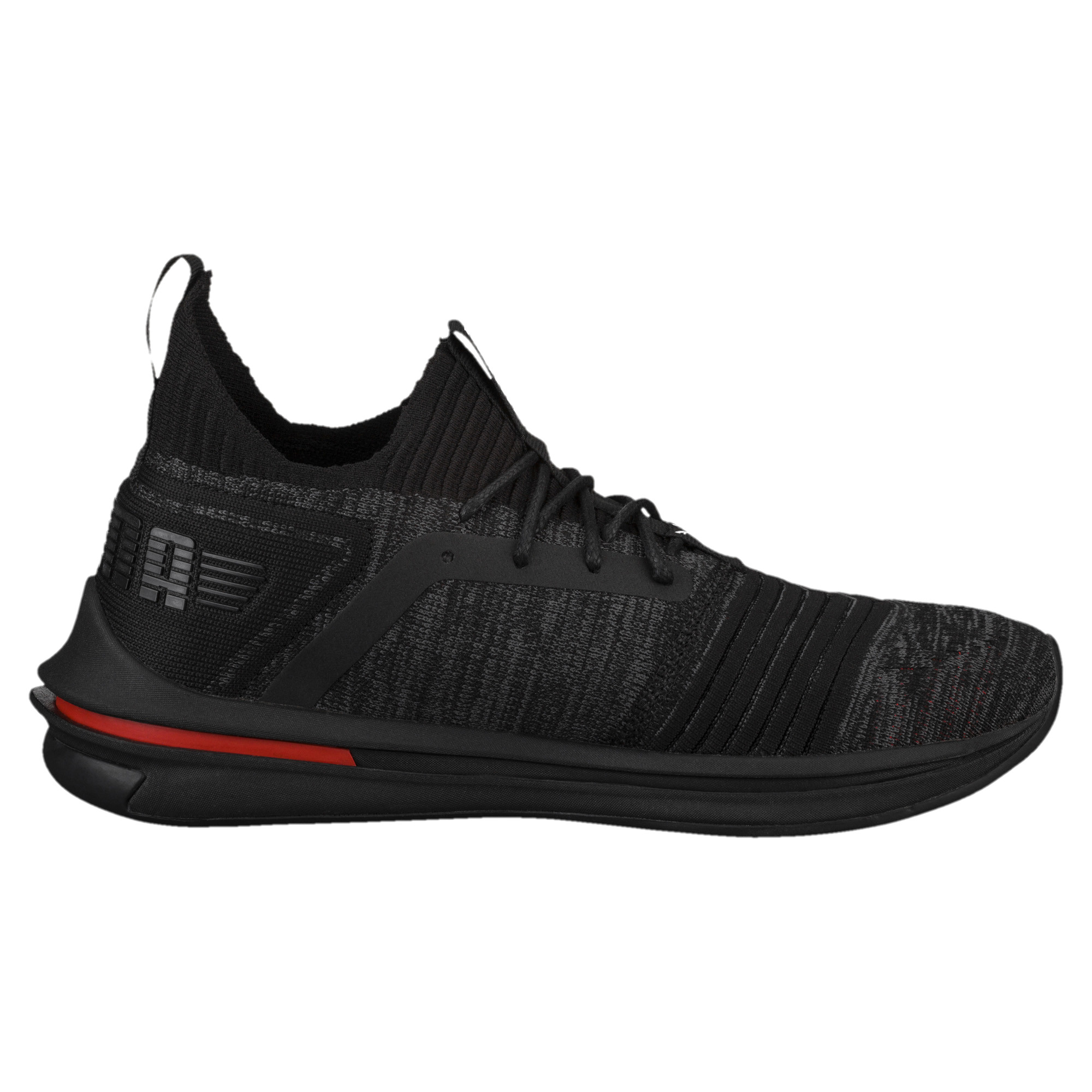 Image Puma Men's IGNITE Limitless SR evoKNIT Running Shoes #3