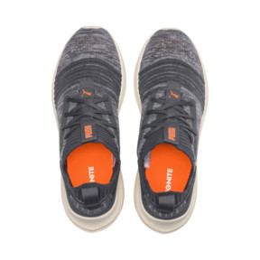 Thumbnail 6 of IGNITE Limitless SR evoKNIT Men's Sneakers, Iron Gate-Shocking Orange, medium