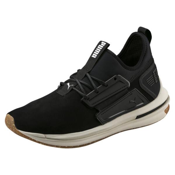 IGNITE LimitlEssential Street Runner Nature Men's Training Shoes, Puma Black, large