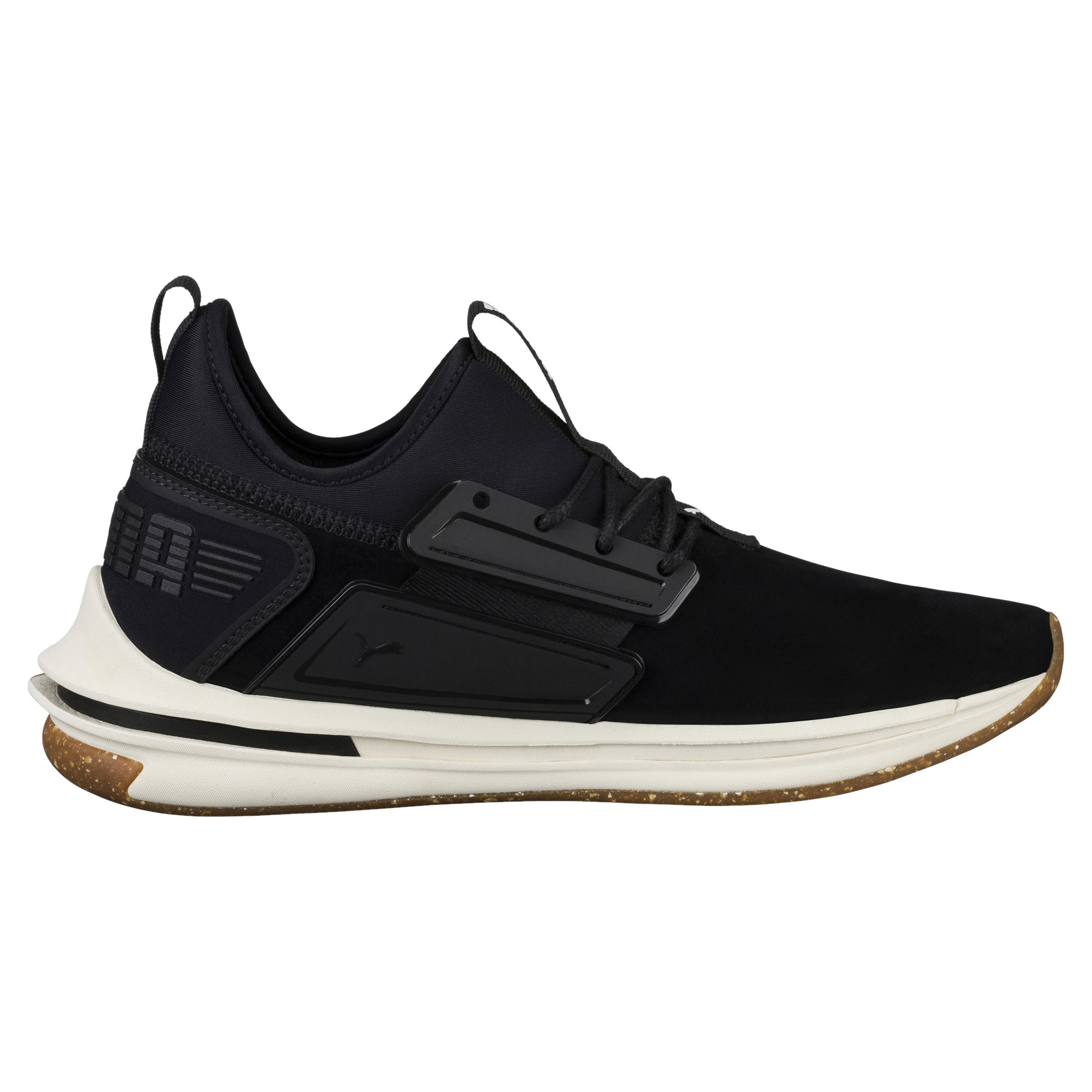 Image Puma Men's IGNITE Limitless Street Runner Nature Training Shoes #3