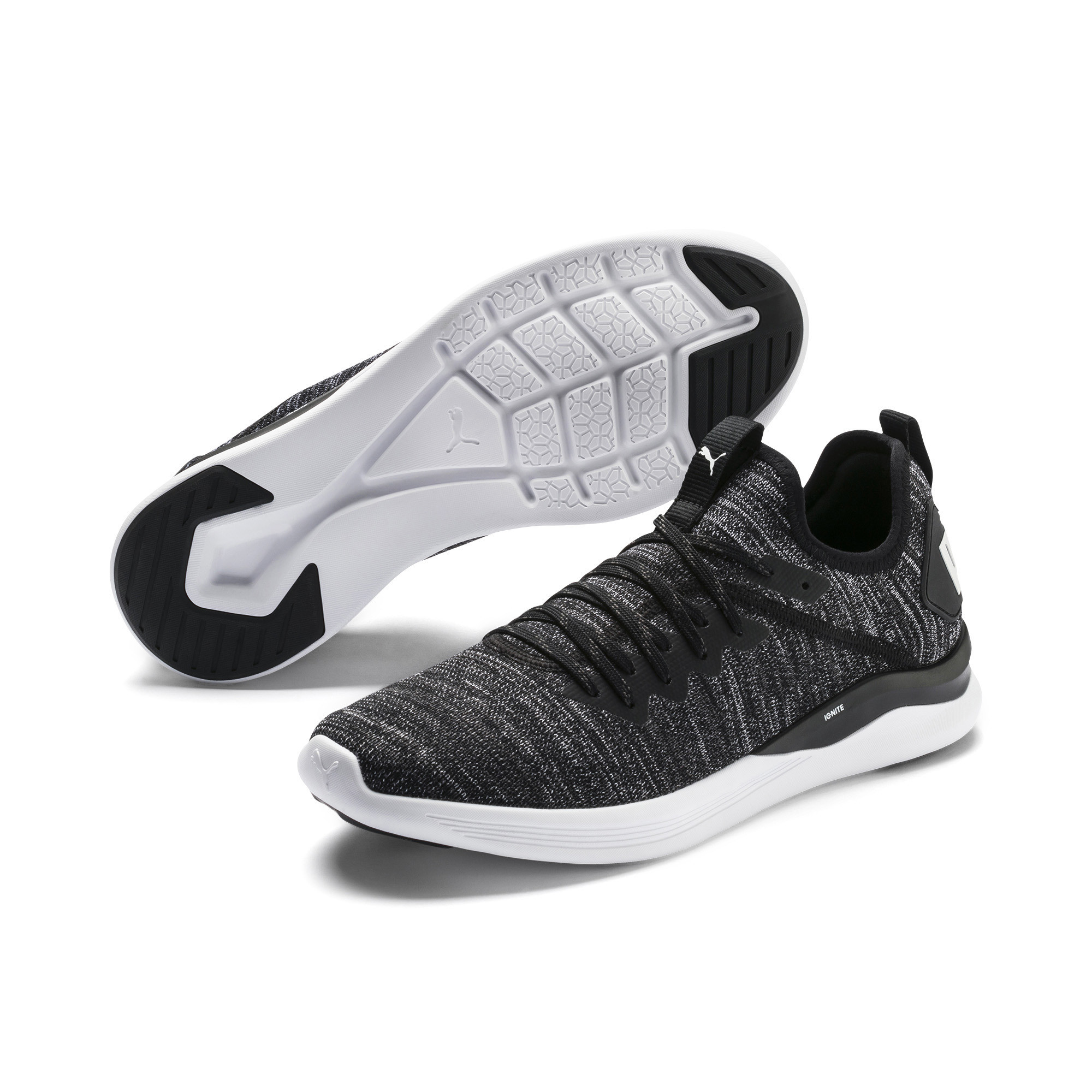 Zu Herren Schuhe Laufen Neu Ignite Sneaker Puma Flash Männer Details Evoknit WED9Ibe2YH