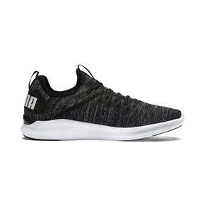 Thumbnail 5 of IGNITE Flash evoKNIT Men's Training Shoes, Black-Asphalt-White, medium