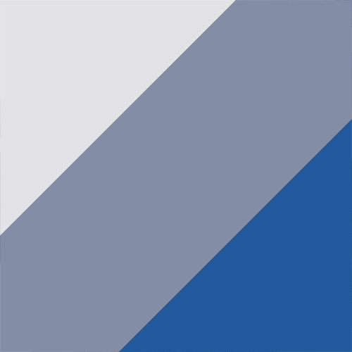 Strong Blue-White