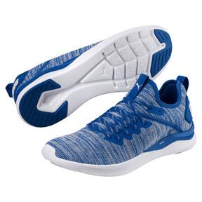 Thumbnail 2 of IGNITE Flash evoKNIT Men's Training Shoes, Strong Blue-White, medium