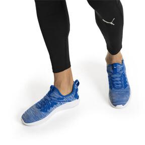 Thumbnail 7 of IGNITE Flash evoKNIT Men's Training Shoes, Strong Blue-White, medium
