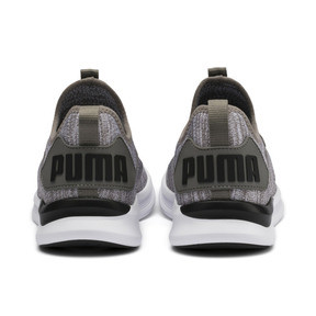 Thumbnail 4 of IGNITE Flash evoKNIT Herren Sneaker, Steel Gray-Puma Black, medium