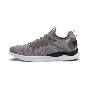 Thumbnail 1 of IGNITE Flash evoKNIT Herren Sneaker, Steel Gray-Puma Black, medium