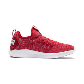 Thumbnail 6 of IGNITE Flash evoKNIT Men's Training Shoes, High Risk Red-Puma White, medium