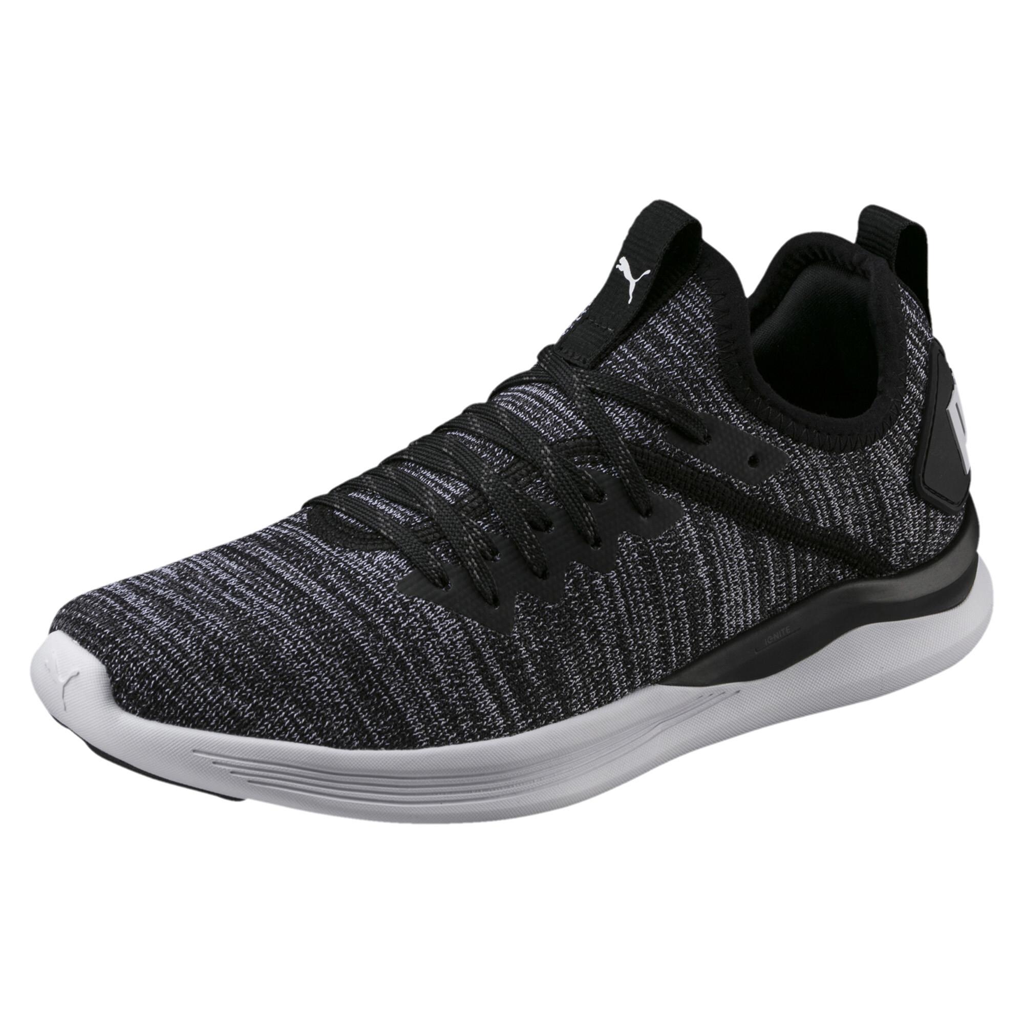 Image Puma IGNITE Flash evoKNIT Women's Running Shoes #1