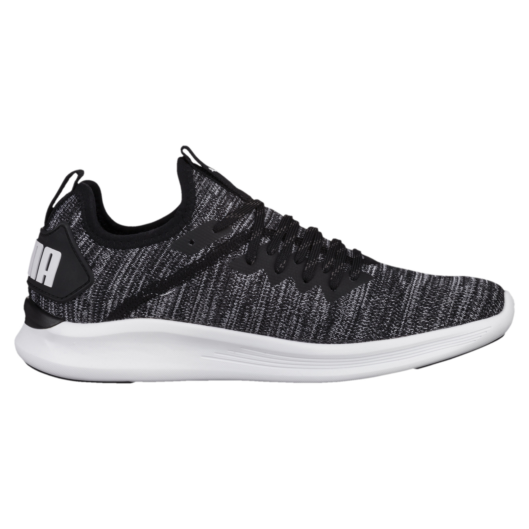 Image Puma IGNITE Flash evoKNIT Women's Running Shoes #3