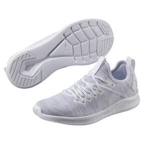 Thumbnail 2 of IGNITE Flash evoKNIT Women's Training Shoes, Puma White, medium