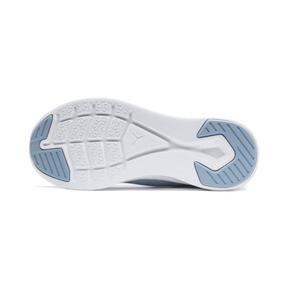 Thumbnail 3 of IGNITE Flash evoKNIT Women's Training Shoes, CERULEAN-Quarry-Puma White, medium