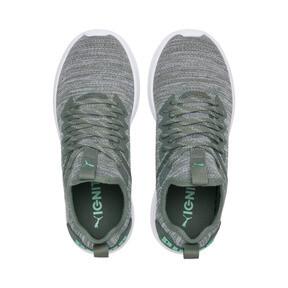 Thumbnail 6 of IGNITE Flash evoKNIT Women's Training Shoes, Laurel Wreath-Quarry-Green, medium
