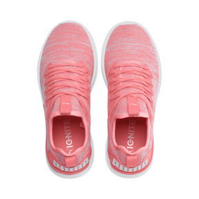 Thumbnail 7 of IGNITE Flash evoKNIT Women's Running Shoes, Bright Peach-Puma White, medium