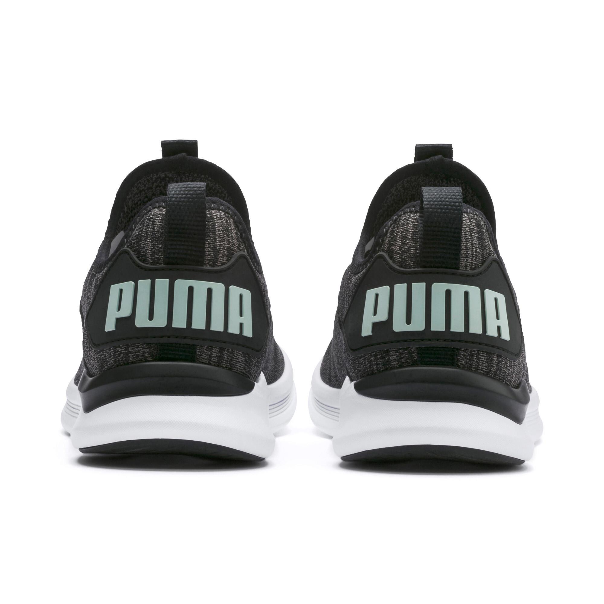 Image Puma IGNITE Flash evoKNIT Women's Running Shoes #4