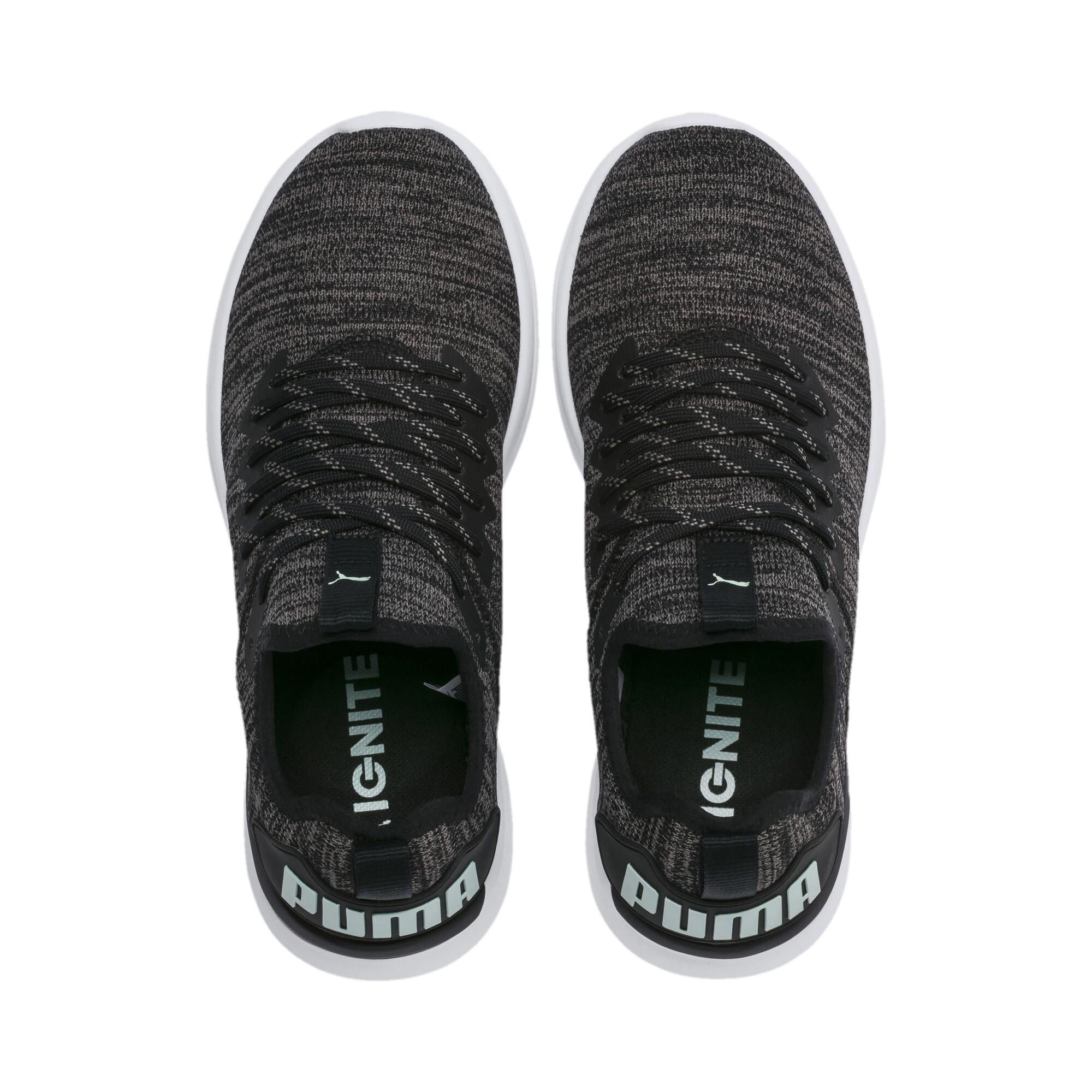 Image Puma IGNITE Flash evoKNIT Women's Running Shoes #7