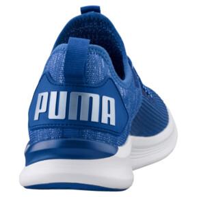 Thumbnail 4 of IGNITE Flash Stripped Men's Running Shoes, Turkish Sea-Puma White, medium