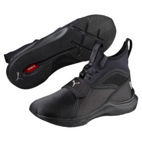 Thumbnail 2 of Phenom Satin EP Women's Training Shoes, Puma Black-Puma Black, medium