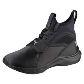 Thumbnail 1 of Phenom Satin EP Women's Training Shoes, Puma Black-Puma Black, medium