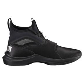 Thumbnail 3 of Phenom Satin EP Women's Training Shoes, Puma Black-Puma Black, medium