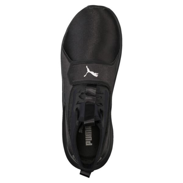 Phenom Satin EP Women's Training Shoes, Puma Black-Puma Black, large