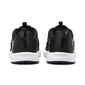 Thumbnail 4 of Prowl Alt Satin Women's Training Shoes, Puma Black-Puma White, medium