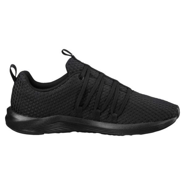Prowl Alt Weave Women's Training Shoes, Puma Black-Puma Black, large