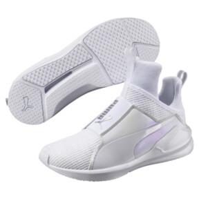 Thumbnail 2 of Fierce En Pointe Women's Training Shoes, Puma White-Puma White, medium