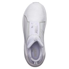 Thumbnail 5 of Fierce En Pointe Women's Training Shoes, Puma White-Puma White, medium