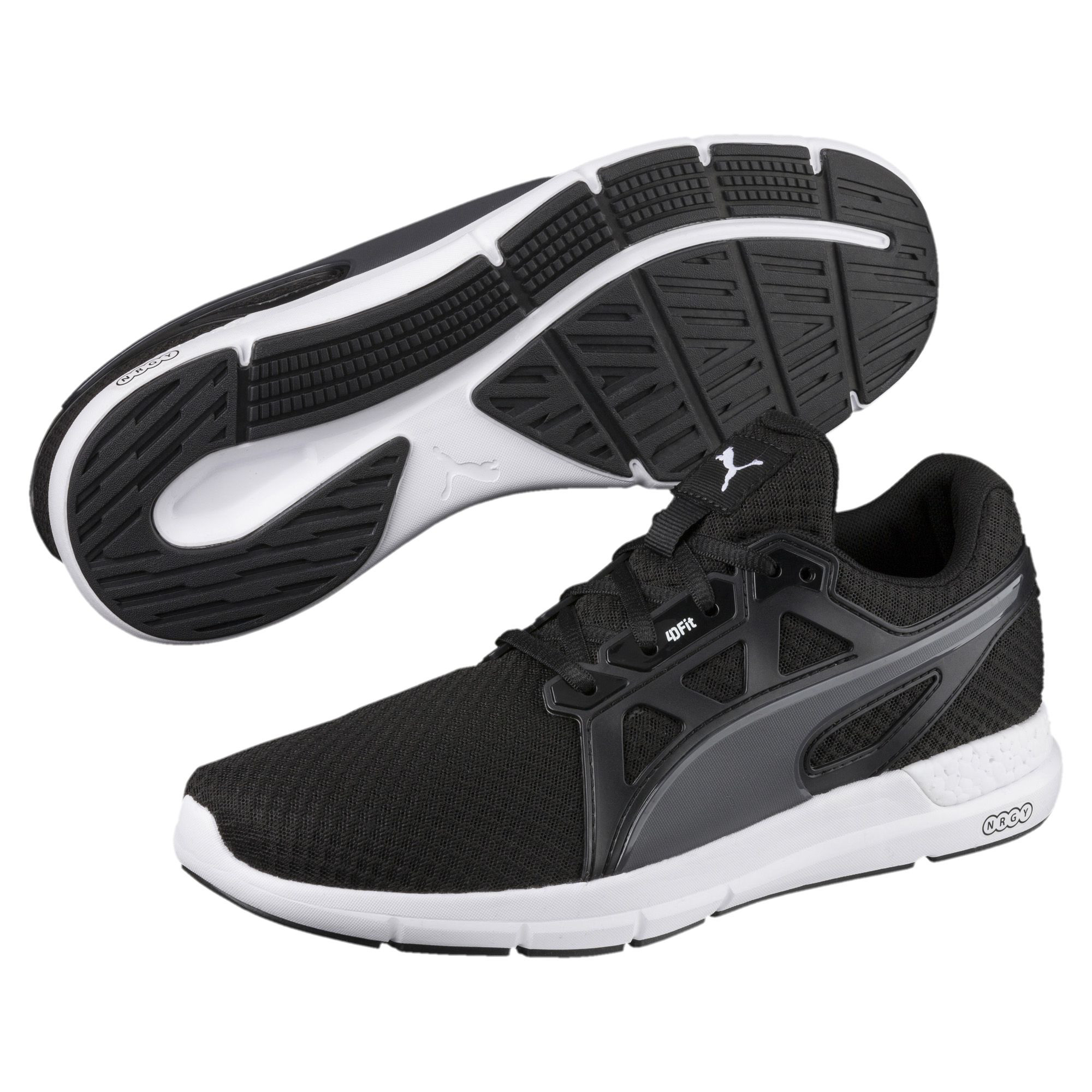 best website 82c86 6b826 Image Puma Men s NRGY Dynamo Running Shoes  1
