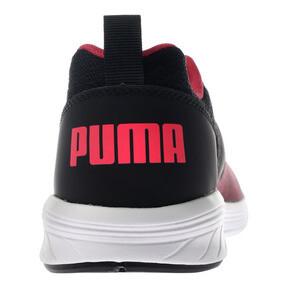Thumbnail 3 of NRGY Comet Running Shoes, Puma Black-Paradise Pink, medium